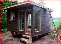 Build a Cabin Yourself!